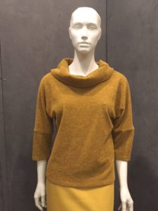 Esmeralda Curry Knit