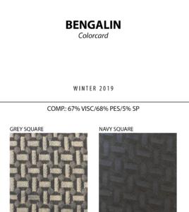 Bengalin - Colorcard