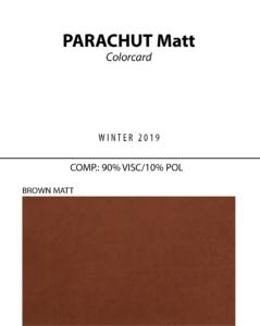 Parachut Matt - Colorcard