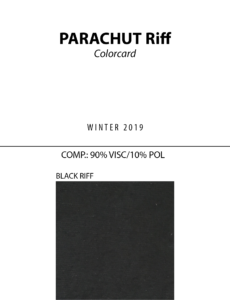 Parachut Riff - Colorcard